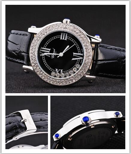 faux Chopard Case Material White gold watches